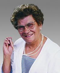 Mme Mariette Watier nee Schinck  1922