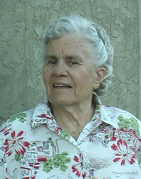 Margaret Peggy