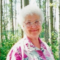 Effie Emma Parrell  August 6 1921  November 22 2018 avis de deces  NecroCanada