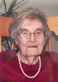 Esther Cormier  19192019 avis de deces  NecroCanada