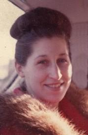 Simonne Marie Goguen Waye  19472019 avis de deces  NecroCanada