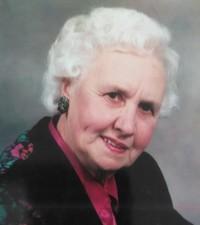 Doris Irene Kjartanson  November 2 1924  August 7 2019 (age 94) avis de deces  NecroCanada