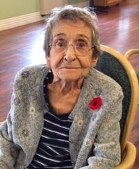June Pearl Blackmore Roberts  June 7 1931  August 9 2019 (age 88) avis de deces  NecroCanada