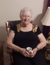 Jean Parks Johnson  October 23 1936  August 7 2019 (age 82) avis de deces  NecroCanada