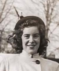 Marian Emeline Lea nee Davis  9 juin 1926  10 août 2019 avis de deces  NecroCanada