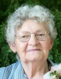 Muriel Johnston  August 10 2019 avis de deces  NecroCanada