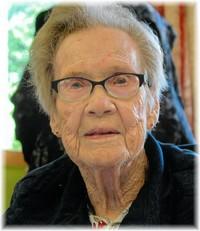 Alice Myrtle Richardson McLean  July 5 1919  August 11 2019 (age 100) avis de deces  NecroCanada