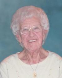 Mme Cecile Bedard Grenier 1919-2019 avis de deces  NecroCanada