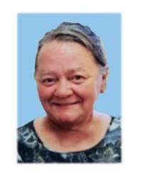 Patsy Ann Zanzerl  August 7th 2019 avis de deces  NecroCanada