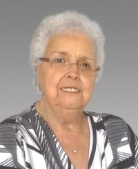 Jacqueline Robichaud Gagnon avis de deces  NecroCanada