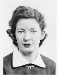 Margaret Anne Reay Eccleshall  1929  2019 (age 89) avis de deces  NecroCanada