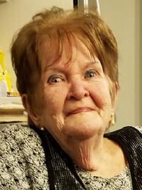 Mme Yvette Gaudreault Comeau avis de deces  NecroCanada