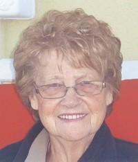 Mme Yvette Savard avis de deces  NecroCanada