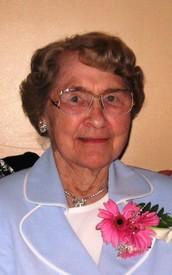Thomasina Ina Black Sanderson  October 5 1922  August 11 2019 (age 96) avis de deces  NecroCanada