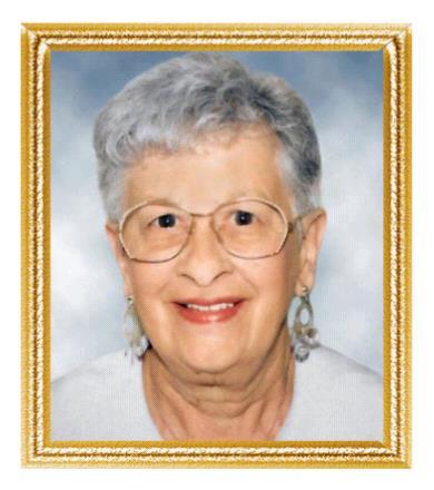 Mme Jeanne Robert Michaud avis de deces  NecroCanada