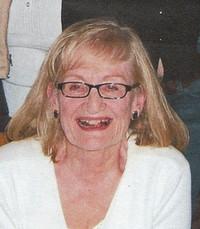 Patricia Berkeley Hann  Sunday August 11th 2019 avis de deces  NecroCanada