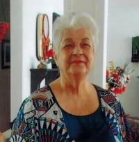 CHAREST NeE TURCOTTE Claudette Odette avis de deces  NecroCanada