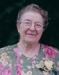 Eleanor Ruth Budd  2019 avis de deces  NecroCanada