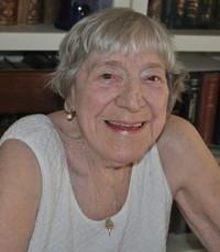 Therese Allison  Thursday August 15th 2019 avis de deces  NecroCanada