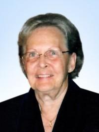 Doyon Robinson Mme Jeanne-Mance avis de deces  NecroCanada