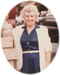 Irene Anastasia Tomes  19172019 avis de deces  NecroCanada