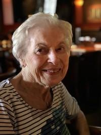 Alma Kathleen Kay Mangolt nee Gillett  9 août 1929