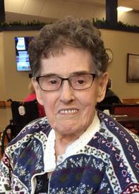 Gladys Petkau avis de deces  NecroCanada
