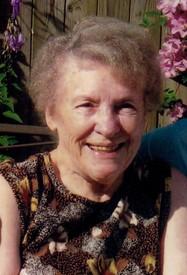 Joyce Webb Johnson  September 7 1923  August 17 2019 avis de deces  NecroCanada