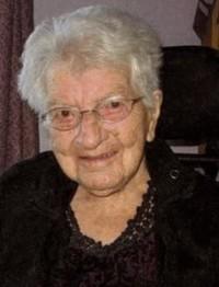 Bertha Charlotte Grover avis de deces  NecroCanada