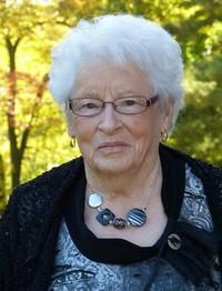 Christine Pouliot nee Fournier avis de deces  NecroCanada