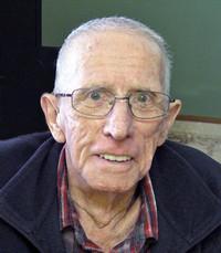 George Edward Anderson avis de deces  NecroCanada