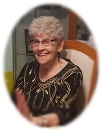 Gertrude Frieda Johnson avis de deces  NecroCanada