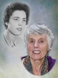 Irene Holmes avis de deces  NecroCanada