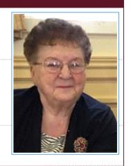 Leona Gertrude Coughlan Sturgeon avis de deces  NecroCanada