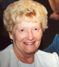 Mae Ahrens Spry avis de deces  NecroCanada