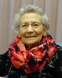 Thelma Clarkson Wyatt avis de deces  NecroCanada