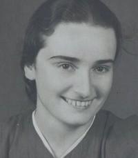 Barbara Maria Lenk Skowronska avis de deces  NecroCanada