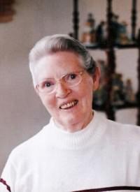 Joan Louise Woolridge Genge avis de deces  NecroCanada