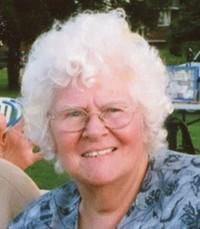 Myrtle Lorraine Stickle Judd avis de deces  NecroCanada