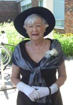 Elizabeth Mary Mary Oliver avis de deces  NecroCanada