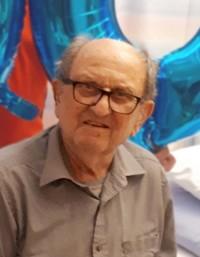 Harold Pfau avis de deces  NecroCanada
