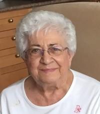 Elda Mary Marinigh Caron avis de deces  NecroCanada