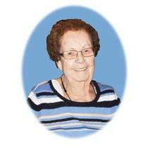 Eva Mary Thompson avis de deces  NecroCanada