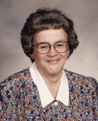 Gwendolyn Dorothy Carson McDonald avis de deces  NecroCanada