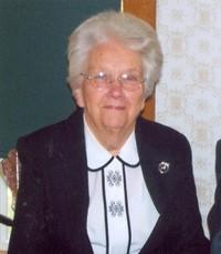 Shirley Agnes Rhodenizer avis de deces  NecroCanada