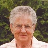 Antoinetta van Riel avis de deces  NecroCanada
