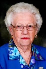 Doris Birdie Wenzel avis de deces  NecroCanada