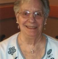 Yvonne Mary Jarvis avis de deces  NecroCanada