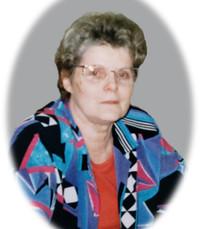 Alma Antoinette Ponchuk Luhning avis de deces  NecroCanada