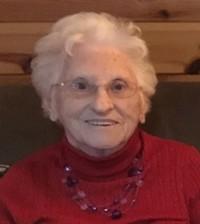 Mabel Thorsteinson avis de deces  NecroCanada